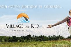 LOTES en VENTA – Barrio Privado: Village del Río – Tunuyán – MENDOZA
